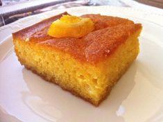 5 receitas de bolo de iogurte grego super saborosas   ncultura Greek Cake, Greek Yogurt Cake, Greek Sweets, Bolo Vegan, Vegan Cake, Portokalopita Recipe, Orange Syrup Cake, Cake Recipes, Dessert Recipes