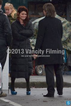 Photos - Once Upon a Time - Season 2 - Set Photos - 13th March 2013 - Set 1 - VCF_13032013_OUAT_77