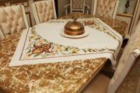 Gallery.ru / Фото #125 - Работы турецких мастериц (ленты) - Marianna1504 Table, Furniture, Home Decor, Decoration Home, Room Decor, Tables, Home Furnishings, Home Interior Design, Desk