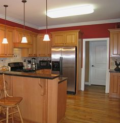 Southern House Plan Kitchen Photo 01 - 028D-0054 | House Plans and More