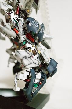 GUNDAM GUY: MG 1/100 Nu Gundam Ver. Ka 'Open Hatch' Ver. - Custom Build