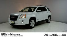 2011 GMC Terrain AWD 4dr SLT-1 - at New Jersey State Auto Auction in Jersey City