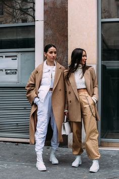 Paris Fashion Week Street Style Fall 2018 Day 5 Cont. - The Impression