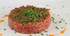 Blog sobre gastronomía de recetas de cocina Antipasto, Fresco, Steak Tartare, Best Steak, Gazpacho, Ceviche, Meatloaf, Brunch, Beef