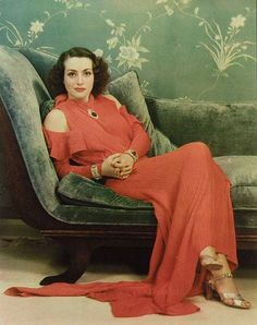 Joan Crawford by James Doolittle, 1930s This should be an interesting read to say the least.