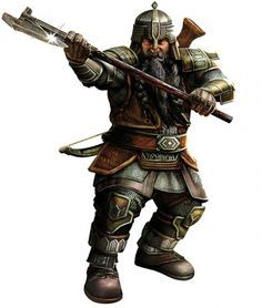 dwarven warrior concept art - Google Search