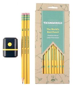 35+ Creative Examples of Pencil Packaging Design