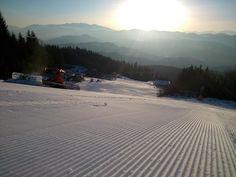 SKI PARK KUBÍNSKA HOĽA  je jedným z najnavštevovanejších stredísk zimných športov na Slovensku