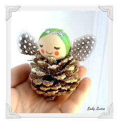 Fall Crafts For Kids, Holiday Crafts, Fun Crafts, Arts And Crafts, Pine Cone Crafts For Kids, Pine Cone Art, Pine Cones, Handmade Christmas, Christmas Crafts