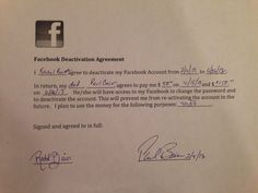 Would You Pay Your Kid To Stay Off Facebook? How One Dad Got His Kid To Quit It!