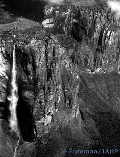 Jimmy and Angel Falls