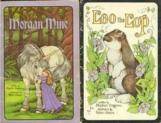 ..... O.M.G - I so loved these books when i was little, Leo the Lop was my favourite book for a while ..