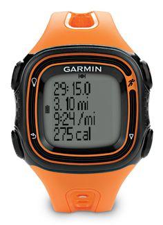 Il Garmin Forerunner 10 è un orologio GPS di Garmin in grado di calcolare le distanze e di seguire i vostro percorsi durante la corsa! Leggi al recensione di UpSport!
