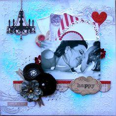 """Happy """"C'est Magnifique Kits"""" - Scrapbook.com"""