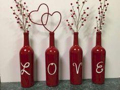 16 Romantic Ideas for Valentine's Day Decoration https://www.futuristarchitecture.com/30548-valentines-day-decoration.html