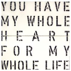 Sugarboo Designs Antique Sign My Whole Heart as seen in Life + Dog July/August 2013.