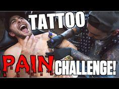Tattoo Pain Challenge! (ft. Dom Deangelis & Jc Caylen)