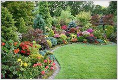 Small Yard Ideas Flowers