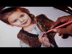 How to Draw A Lavender Rose -- Step by step tutorial -- Prismacolor pencils - YouTube