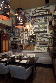 Blenheim Hill Restaurant, West Village, New York designed by Ccs Architecture