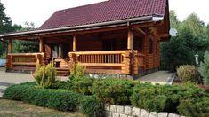 Dom z bali na sprzedaż - Ożanna k. Leżajska