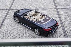"""The new Mercedes-Benz S-Class Cabriolet: Open-top luxury"" - Mercedes-Benz Social Publish"