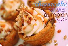 Perfect fall dessert
