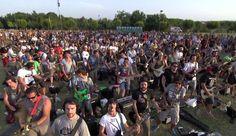 VIDEO. 1000 musiciens pour un groupe de rock