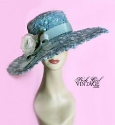 old hat - love them