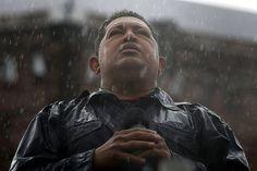 Уго Чавес. 4 октября 2012 года