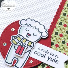 Advertising Ads, Yule, Greeting Cards Handmade, Stampin Up, About Me Blog, Cool Stuff, Mini, Projects, How To Make