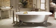 ¿Cómo elegir una bañera?  (bañera con patas, bañera exenta)