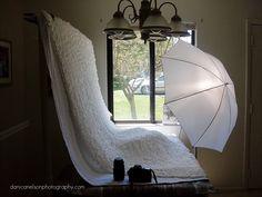 Tell All Tuesday - Newborn Setup Shots | St. Louis Newborn Photographer | Danica Nelson Photography | St. Louis Children's Photographer