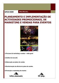 0509. Planeamento e implementação de actividades promocionais, de mkt e vendas em eventos