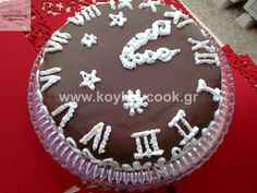 Christmas Snacks, Christmas Time, Christmas Gifts, New Year's Cake, Greek Recipes, No Bake Cake, Diy And Crafts, Deserts, Food And Drink