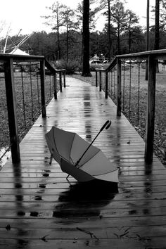 kiss you in the pouring rain...