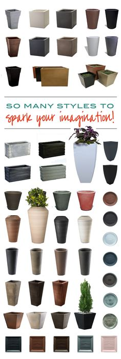 Don't get stuck in a design rut when you can discover the perfect planters and garden accessories to transform your indoor and outdoor space from boring to amazing. Find that perfect design element at urbilis.com.