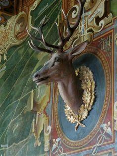 Fountainebleau a Splendid Fantasy of a Hall | Carolyne Roehm