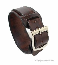 Mens Leather Cuff Bracelets, Leather Wristbands, Leather Cuffs, Leather Belts, Leather Jewelry, Bracelets For Men, Leather Men, Men's Jewelry, Leather Jackets