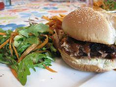 Sandwich au porc effiloché #IGA #Recettes #Porc