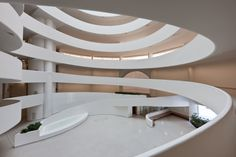 Solomon R. Guggenheim Rotunda