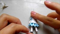 Tutorial Alice in Fimo | How to make Alice with polymer clay | Tivibi