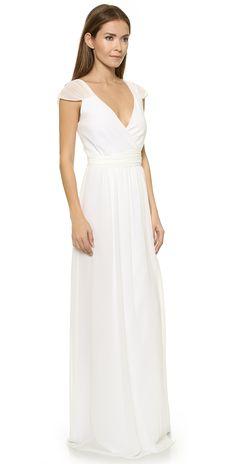 Joanna August Newbury Cap Sleeve Dress | SHOPBOP