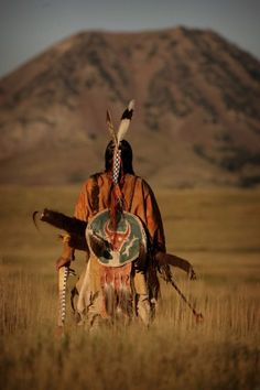 "✯ ""Do not judge your neighbor until you walk two moons in his moccasins."" ~Cheyenne✯"