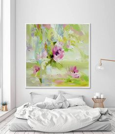 Abstract Painting Print, Large wall art, Pastel Pink Painting, Large Abstract art above bed, Pink Canvas Print Duealberi Check out our Shop Pink Painting, Painting Prints, Wall Art Prints, Painting Art, Painting Abstract, Art Paintings, Large Canvas Art, Abstract Canvas Art, Pink Abstract