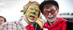 Join us at Robinswood Hill Country Prk for a 'Funfest' this Sunday and meet Toad, Mole and his friends as they perform FREE showings of Wind in the Willows which has been kindly sponsored by Gloucestershire Gateway Trust (c) Tammy-Lynn Photography