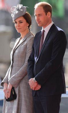 Pin for Later: Die Angestellten von Prinz William und Kate rufen zum Streik auf