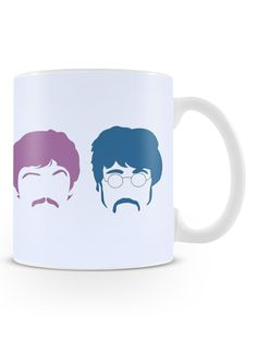 Caneca The Beatles  #Canecas #Mugs
