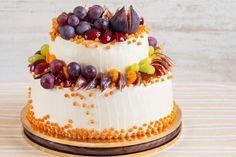 5 оригинальных рецептов летних свадебных тортов