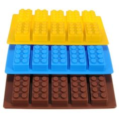 Lego Brick Pattern Silicone Ice Cube Jelly Tray Maker -- Click image for more details.(This is an Amazon affiliate link and I receive a commission for the sales)